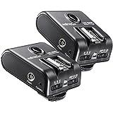 Walimex Pro Wireless TTL Trigger HSS 8000C Blitzauslöser für Canon für Systemblitze und Kamera