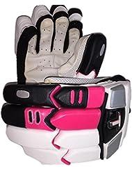 Trex guantes de bateador de críquet de hombre, diestros, prueba nivel protección