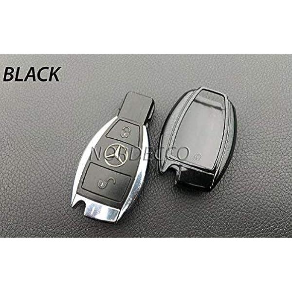 MoreChioce Housse de Protection de Cl/é de Voiture en TPU Compatible avec CLS CLA GL R SLK GLK GLA AMG A B C R G S 180 E200 E260L GLK300 S320 W124 W176 W202-W205 W210 W212 W221 W222 W251 W463,Rose