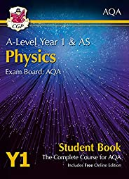 A-Level Physics for AQA: Year 1 & AS Student Book with Online Edi