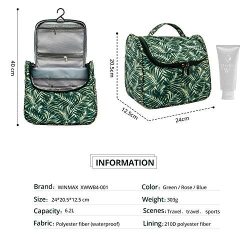 Zoom IMG-2 winmax beauty case verde xwwb4