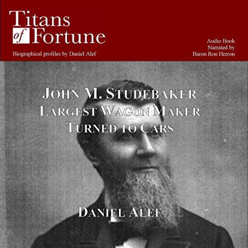 John M. Studebaker  Audiolibri