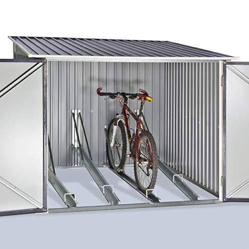 DEMA Fahrradgarage für 4 Fahrräder