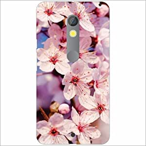 Moto X Play Back Cover - Floral Designer Cases