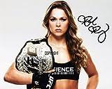 Best Ronda de Rouseys - Edición limitada Ronda Rousey UFC autografiada + certificado Review