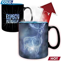 ABYstyle Harry Potter Tazza Heat Change-Patronus per Adulti, 460 ml, ABYMUG422
