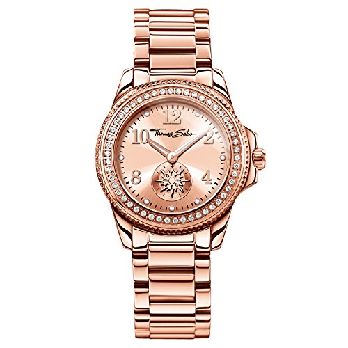 Thomas Sabo Women's Watch WA0217-265-208-33