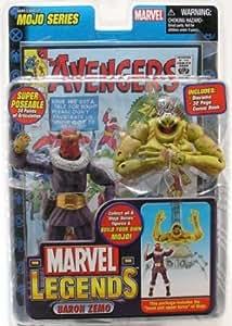 Marvel Legends Series 14 Action Figure Baron Zemo