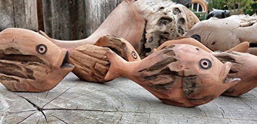 Fair Trade Dekoration aus (Schwemm-) Holz