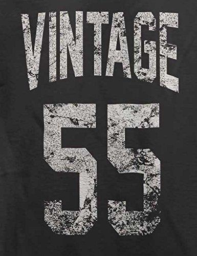 Vintage 1955 T-Shirt Grau