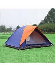 DD Doble Al Aire Libre Doble Impermeable Campo De Camping Tiendas De Campaña Doble , Double,double