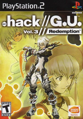 Dot .hack G.U. Vol. 3 - Redemption (Hack Video Dot Games)