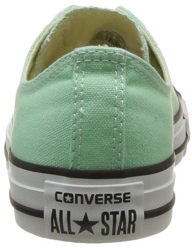 CONVERSE Chuck Taylor All Star Season Ox, Unisex - Sneaker Grün (VERT MENTHE)
