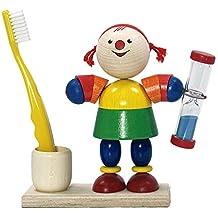 Halter Zahnbürstenhalter mit Sanduhr farblich sortiert L//B//H 250X250X10 mm NEU