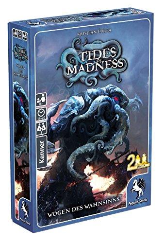 Pegasus Spiele 18317G - Tides of Madness, Wogen des Wahnsinn