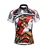 Rosfajiama Short Sleeve Cycling Jersey Jacket Moisture Wicking Outdoors Sports Shirt Quick Dry Breathable Mountain Clothing for WomenMulticolor X-Small
