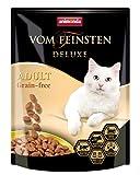 Animonda Feinsten Deluxe Katzentrockennahrung Grain-free, Probiergröße (1 x 250 g)