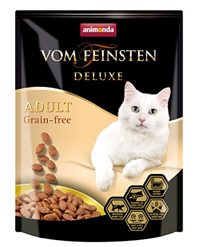 Animonda vom Feinsten Deluxe Katzentrockennahrung Grain-free, Probiergröße (1 x 250 g)