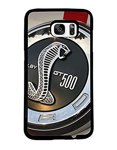 Car Logo Samsung Galaxy S7 Edge Coque Case Ford Mustang Classic