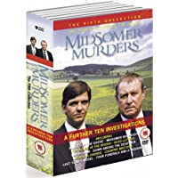 Midsomer Murders : The Fifth Collection - A Further 10 Investigations