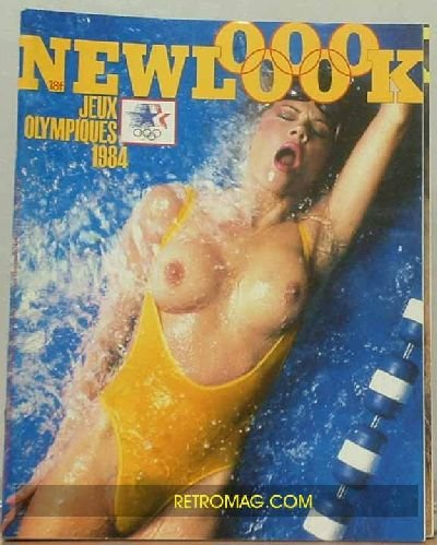 NEWLOOK - JEUX OLYMPIQUES 1984 - 12