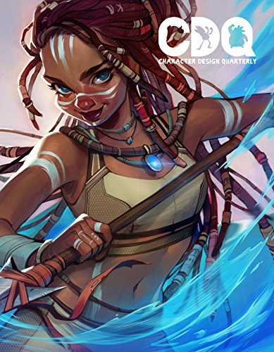 Character Design Quarterly 6 por 3dtotal Publishing