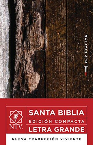 Santa Biblia Ntv, Edicion Compacta Letra Grande, Galatas 6:14 (Ntv-compacta)
