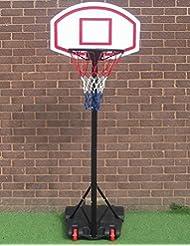 Generic dyhp-a10-code-4697-class-1-- ruedas portátil poder soporte Set tand Free Standing ckboard baloncesto neto aro sketb tablero ajustable TANDING–-dyhp-uk10–160819–2556