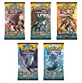 "Pokemon 14605 - S ""TCG Sun and Moon"" Booster Packet"