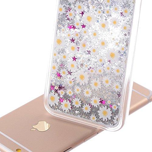 """MOONCASE Étui pour iPhone 6 Plus (5.5"""") Glitter Quicksand Dynamic Hard Housse Coque Etui Shell Case Cover LS07 LS07 #0111"""
