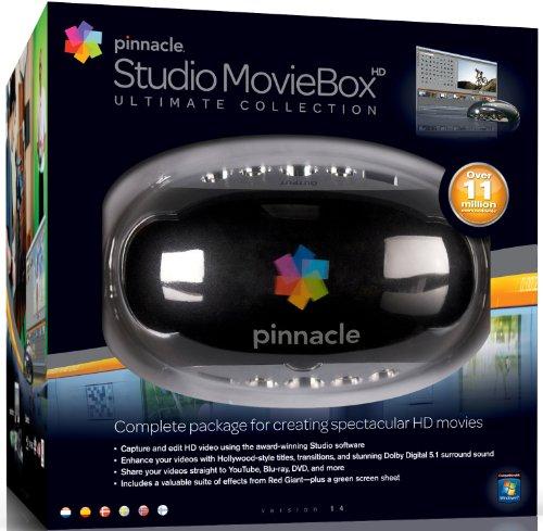 Pinnacle Studio MovieBox Ultimate Collection 14 (USB) 8230 Usb