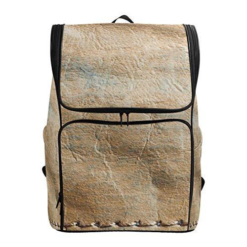 Blank Denim-denim (Rucksack Rucksack Reise Daypack Blank Jeans isoliert auf weißem Buch Tasche lässig Reisen wasserdicht)
