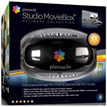 Pinnacle Studio MovieBox Ultimate Collection 14 (USB)