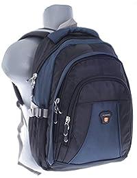 Schulrucksack Arbeitsrucksack Laptop Rucksack USB Port Campus Daypack 33 Liter