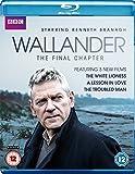 Wallander - Series 4: The Final Chapter [Blu-ray] [2016]
