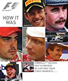 F1 How it Was [Blu-ray] [UK Import]