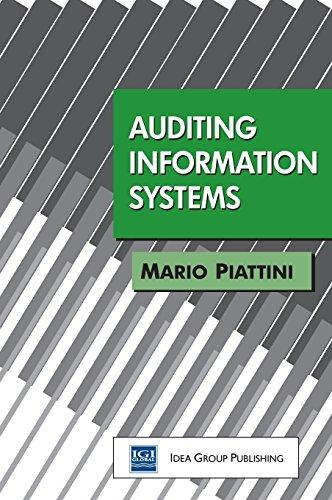 Auditoria Informatica Mario Piattini Pdf