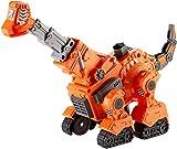 Mattel FBP15 - Dinotrux Hero Sounds Lana Fahrzeug