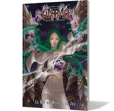 Edge Entertainment Anima Beyond Fantasy - Kit du Meneur de Jeu pour Anima, édition révisée