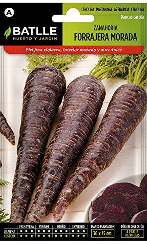 Semillas Batlle-Semi di carota