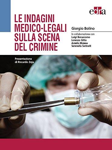 Le indagini medico-legali sulla scena del crimine