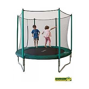 trampoline masgames sun resistant 244 filet. Black Bedroom Furniture Sets. Home Design Ideas