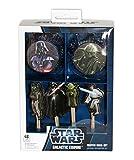 Star Wars 48-Teiliges Muffin-Dekoset Cupcake Kit