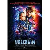 Valerian Y La Ciudad De Los Mil Planetas Blu-Ray + Uhd 4k