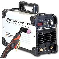 STAHLWERK CUT 40 ST IGBT Cortadora de plasma de 40 A, corte de hasta 10 mm, adecuada para láminas de metal pintadas y películas oxidadas, 5 años de garantía