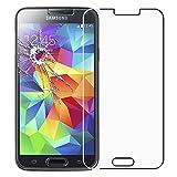 ebestStar - Verre trempé Samsung Galaxy S5 G900F, S5 New G903F Neo - Film protection écran en VERRE Trempé - Vitre protecteur anti casse, anti-rayure [Dimensions PRECISES de votre appareil : 142 x 72.5 x 8.1 mm, écran 5.1'']