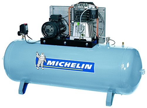 Michelin CA-MCX500/800 - Compresor 500 lt. -7,5 HP- 10 BAR- 830 LT./MIN. Trifásico