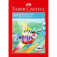 Faber-Castell A4 Watercolour Pad