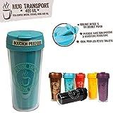 Mug de Transport Isolant - Pause Thé ou Pause Café