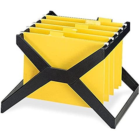 DEFXR206 - Deflect-o Desktop Hanging File X-Rack by Deflect-O - Desktop Hanging File